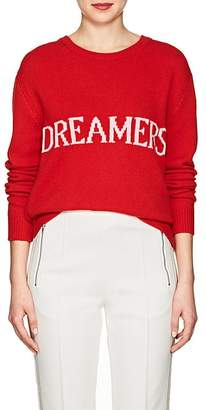 "Alberta Ferretti Women's ""Dreamers"" Wool-Cashmere Sweater"