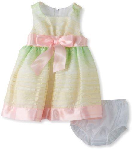Bonnie Baby Girls Newborn Pastel Ombr...