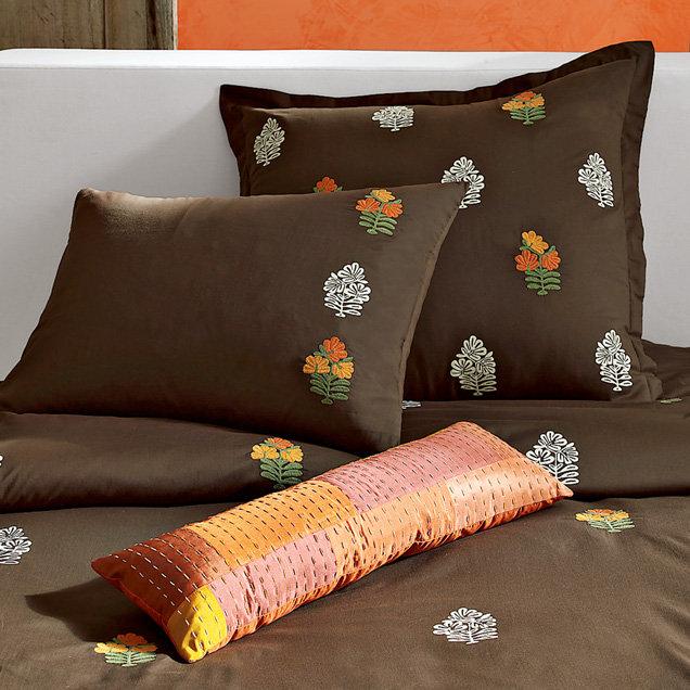 Mogul Flower Duvet Cover + Shams