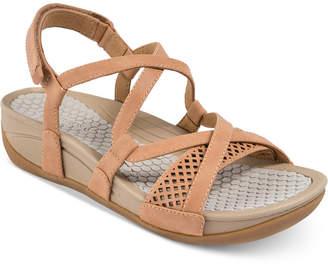 Bare Traps Baretraps Dusk Rebound Technology Platform Wedge Sandals Women's Shoes