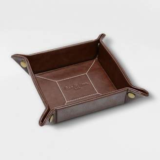 Goodfellow & Co Faux Leather Brown Travel Tray - Goodfellow & CoTM
