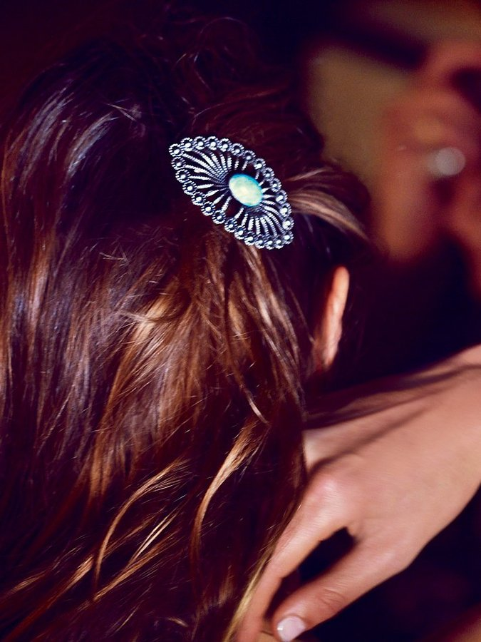Free People 2 Pack Side Barrette