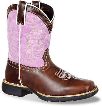 Durango Lil Toddler & Youth Cowbody Boot - Girl's