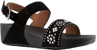 FitFlop Lulu Aztek Stud Back Strap Sandal
