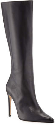 Alexandre Birman Porto Smooth Tall Boots