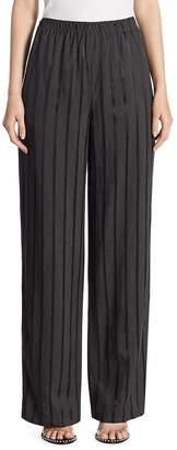 Alexander Wang Women's Striped Pajama Trousers