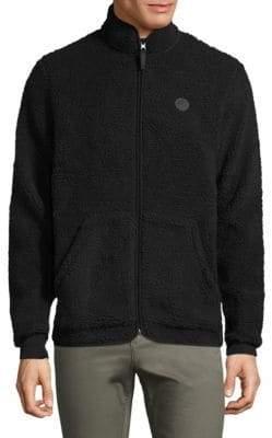 Wesc Moritz Sherpa Fleece Jacket