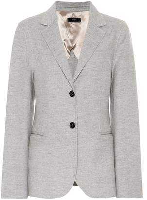 Joseph Wool and cashmere blazer