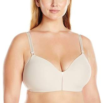 Olga Women's No Side Effects Wire Free Contour Bra $19.99 thestylecure.com