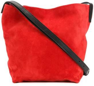 Ann Demeulemeester Blanche tapered shoulder bag
