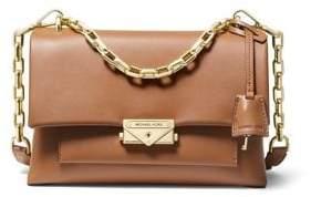 MICHAEL Michael Kors Cece Logo Leather Crossbody Bag