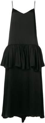 Stella McCartney long peplum dress