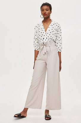 Love **Paperbag Waist Trousers