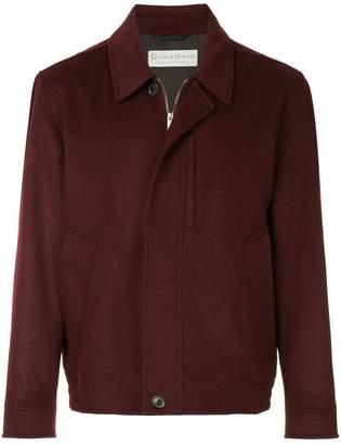 Gieves & Hawkes boxy shirt jacket