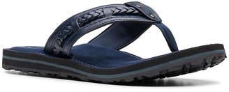 Clarks Collection Women Fenner Nerice Flip-Flops Women Shoes