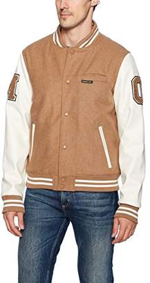 Members Only Men's Varsity Jacket