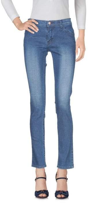 COMPAÑIA FANTASTICA Denim trousers