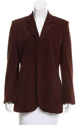 Jean Paul Gaultier Structured Tailored Blazer