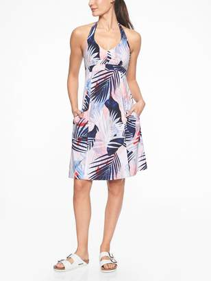 Athleta Pack Everywhere Dress Printed