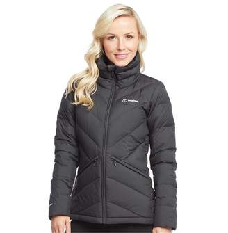 Berghaus Womens Easdale Hydrodown Insulated Jacket Black/Black