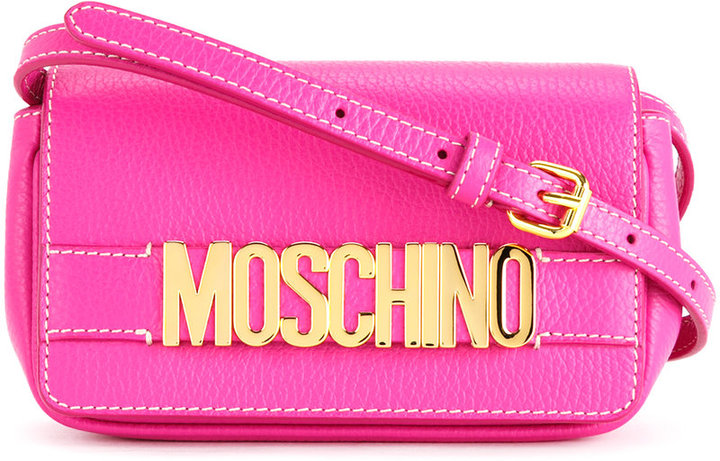Moschino Moschino branded shoulder bag