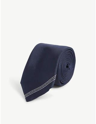 Givenchy Diagonal stripe tie