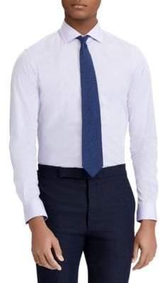 Ralph Lauren Purple Label Cotton Button-Front Shirt