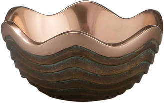 Nambe 4.5In Copper Canyon Bowl