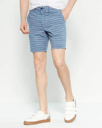 06fbc6c109 Original Penguin Slim Fit Stripe Board Shorts