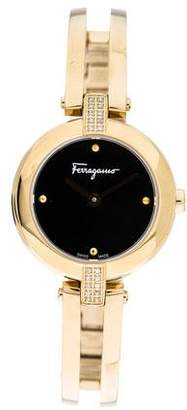 Salvatore Ferragamo Miniature Bracelet Watch
