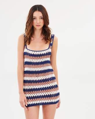 Kona Crochet Dress