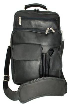 Piel Leather DELUXE SHOULDER BAG