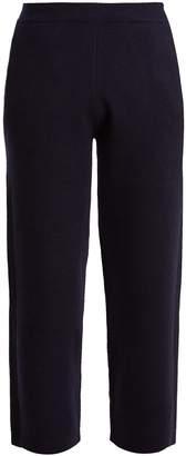 Joseph Cropped wool-blend trousers