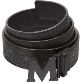 "MCM Claus M Reversible Belt 1.75"" In Visetos"