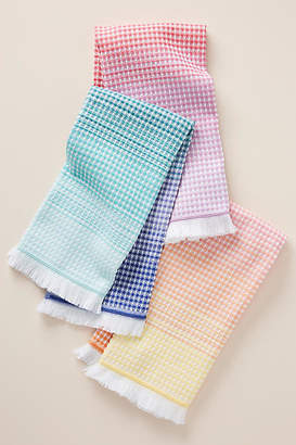 Anthropologie Lillian Dish Towels, Set of 3