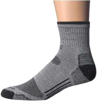 Carhartt Merino Wool All Terrain Quarter Sock Men's Quarter Length Socks Shoes