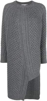 Stella McCartney side slit oversized sweater