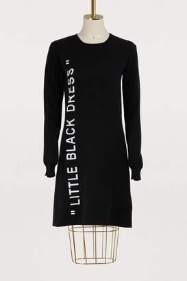 Off-White Off White Little black dress