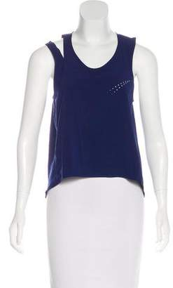 Nike Sleeveless Perforated Top