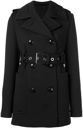 Proenza Schouler Double Breasted Belted Coat