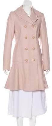 Ted Baker Wool Knee-Length Coat