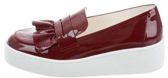 Robert Clergerie Touxo Platform Loafers w/ Tags
