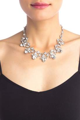 Givenchy Stone Cluster Statement Collar