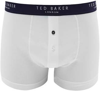 Ted Baker Caption Button Front Boxers