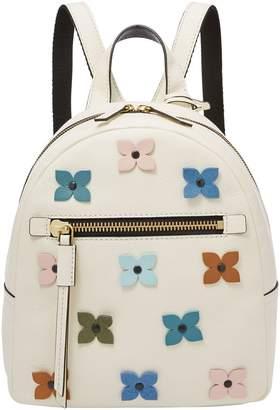 Fossil Mini Megan Floral Backpack