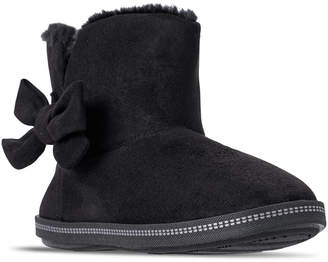 Skechers Women Cozy Campfire Slip-On Boots from Finish Line