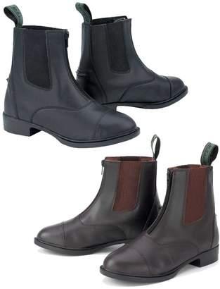 Millstone Ladies Synthetic Zip Paddock Boots