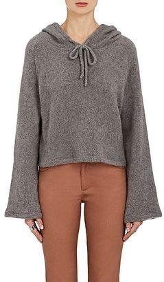 The Elder Statesman Women's Cashmere Hooded Sweater $1,020 thestylecure.com