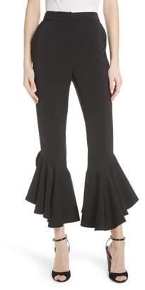 Tracy Reese Ruffle Pants