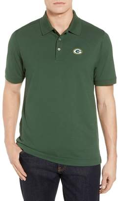 Cutter & Buck Green Bay Packers - Advantage Regular Fit DryTec Polo